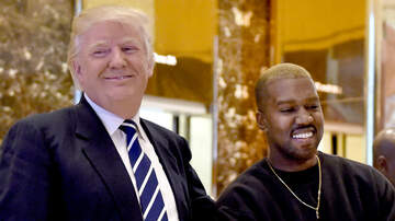 National News - Kanye West Set To Have Lunch With Donald Trump At The White House