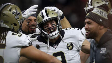 Louisiana Sports - Record-Breaking Night Brings Out Brees' Emotional Side