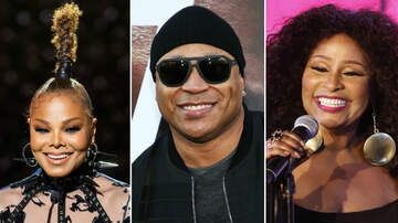 Entertainment - Janet Jackson, LL Cool J & Chaka Khan Nominated For Rock Hall Of Fame
