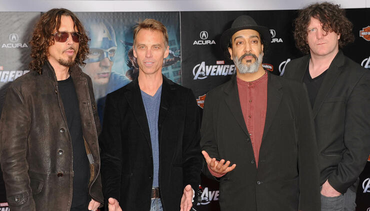 """Surviving Members of Soundgarden Considering """"Natural Next Step"""""""