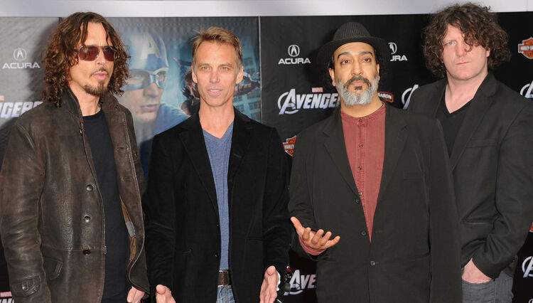 "Surviving Members of Soundgarden Considering ""Natural Next Step"""