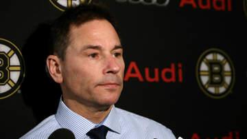 Adam Kaufman - Bruins Coach Bruce Cassidy Embraces 'Yankees Suck' Chant