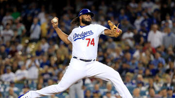 Dodgers Clubhouse - Kenley Jansen Talks About Facing The Brewers