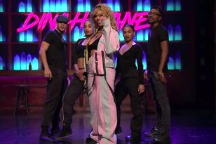 Dinah Jane Delivers Solo 'Tonight Show' Debut With 'Bottled Up'