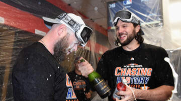 None - Astros Sweep Indians To Reach ALCS