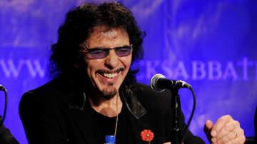 Ken Dashow - Tony Iommi Has Trouble Comprehending Black Sabbath Impact