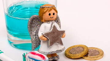Jeff Angelo on the Radio - The Tooth Fairy Is Cutting Back
