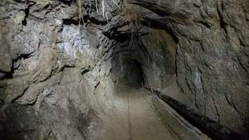 KOGO LOCAL NEWS - Cross Border Tunnel With Rail System Discovered Near Jacumba