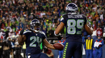 Seattle Seahawks - Doug Baldwin on Marshawn Lynch: He was beloved in this locker room.