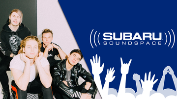 iHeart Sound Space - 5 Seconds Of Summer Perform Their Latest Single Want You Back At KISS FM
