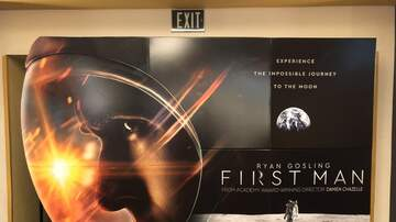 Photos - First Man at AMC Theaters 10.09.18