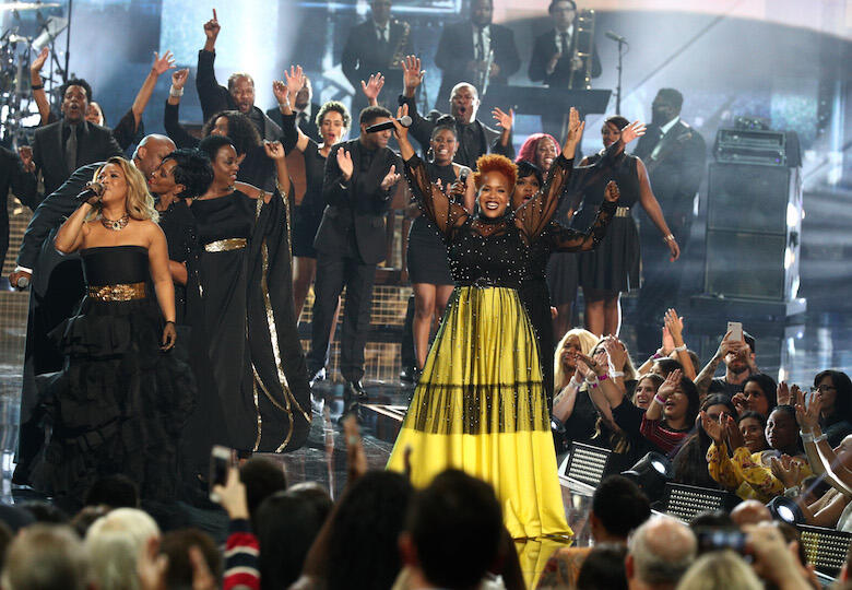 Aretha Franklin Tribute 2018 American Music Awards