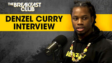 The Breakfast Club - Denzel Curry On Relationship With XXXTentacion, New Album 'TA13OO' + More