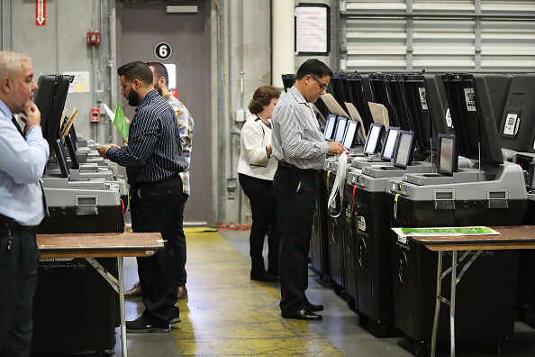 Harris County Clerk Estimates $74 Million for New Voting Machines