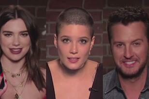 Halsey, Gwen Stefani, Imagine Dragons & More Read Mean Tweets On 'Kimmel'