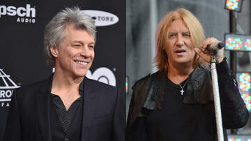 Jim Kerr Rock & Roll Morning Show - Jon Bon Jovi Assured Joe Elliott One Thing About Rock Hall of Fame
