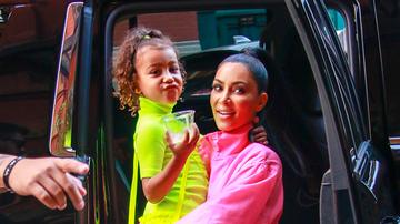 Trending - Kim Kardashian Mom-Shamed For What She Put On North