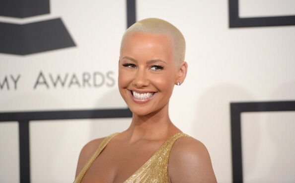 Amber Rose -Getty Images