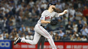 - Chris Sale, David Price Set To Start For Red Sox In ALCS