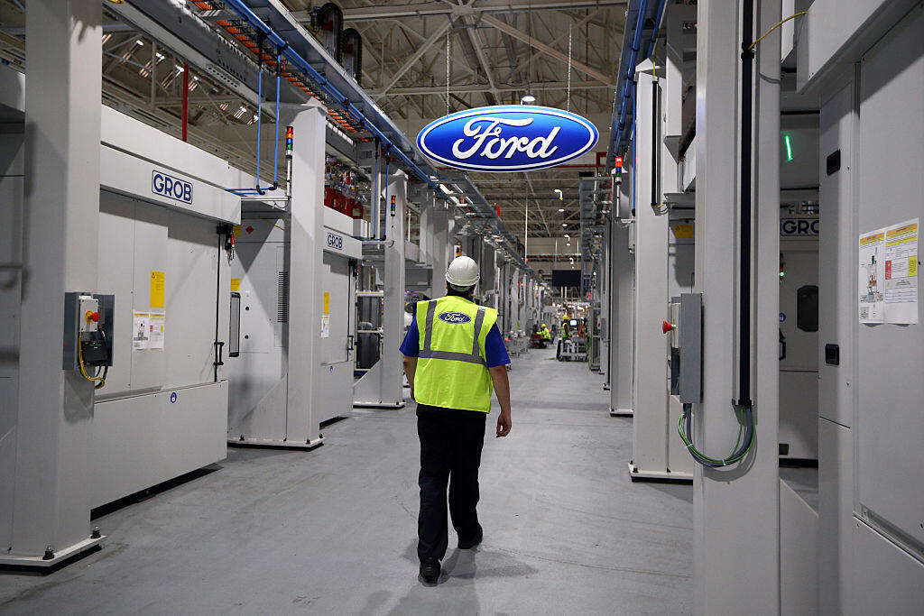 Ford Preparing For Major Layoffs After Losing $1 Billion Due to Tariffs