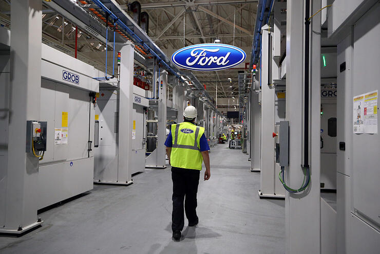 Ford says it will lose $1 billion because of Trump tariffs on steel and aluminum
