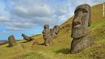 Coast to Coast AM with George Noory - Water Study Solves Easter Island Moai Mystery?