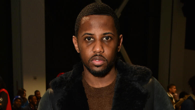 Fabolous Indicted On 4 Felony Charges Related To Domestic Violence