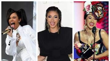 Angie Martinez - WATCH: Cardi B Best Funny Moments, Sounds + Interviews