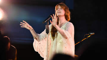 Music News - Florence + The Machine Debut New Song Live in Australia: Watch
