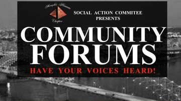 Tracy Bethea - Community Forum THIS Thursday