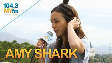 Valentine In The Morning - Amy Shark Talks 'Adore,' Working With Jack Antonoff + More!