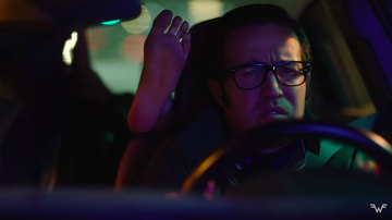 Trending - Weezer's Can't Knock The Hustle Video Stars Pete Wentz As Uber Driver