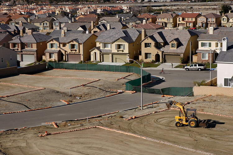 Propositioned - Prop 1 - affordable housing on the ballot