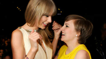 Entertainment News - Why Calvin Harris Is Lena Dunham's Least Favorite Taylor Swift Boyfriend