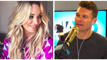 Ryan Seacrest - Kaley Cuoco Clarifies Those Quotes About Husband Leaving Her