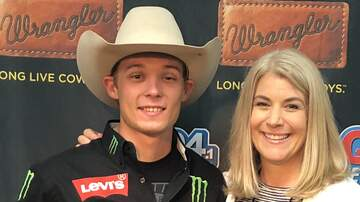 Casey Carter - Meet Gage Gay, Professional Bull Rider