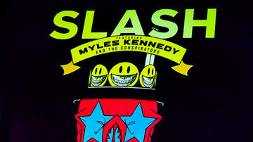 None - Slash with Myles Kennedy and the Conspirators
