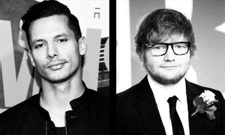 CMT Cody Alan - Ed Sheeran Surprises Devin Dawson During Bluebird Cafe Debut