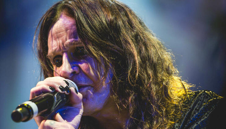 Ozzy Osbourne Cancels Remaining Tour Dates as He Fights Infection