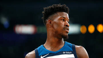 Wolves - Wolves trade Jimmy Butler to Sixers for players & picks