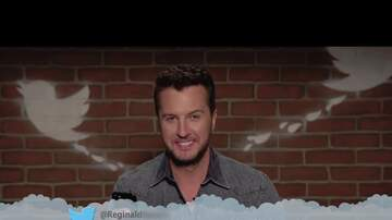 Jim Show - Luke Bryan and Luke Combs Featured On Mean Tweets!