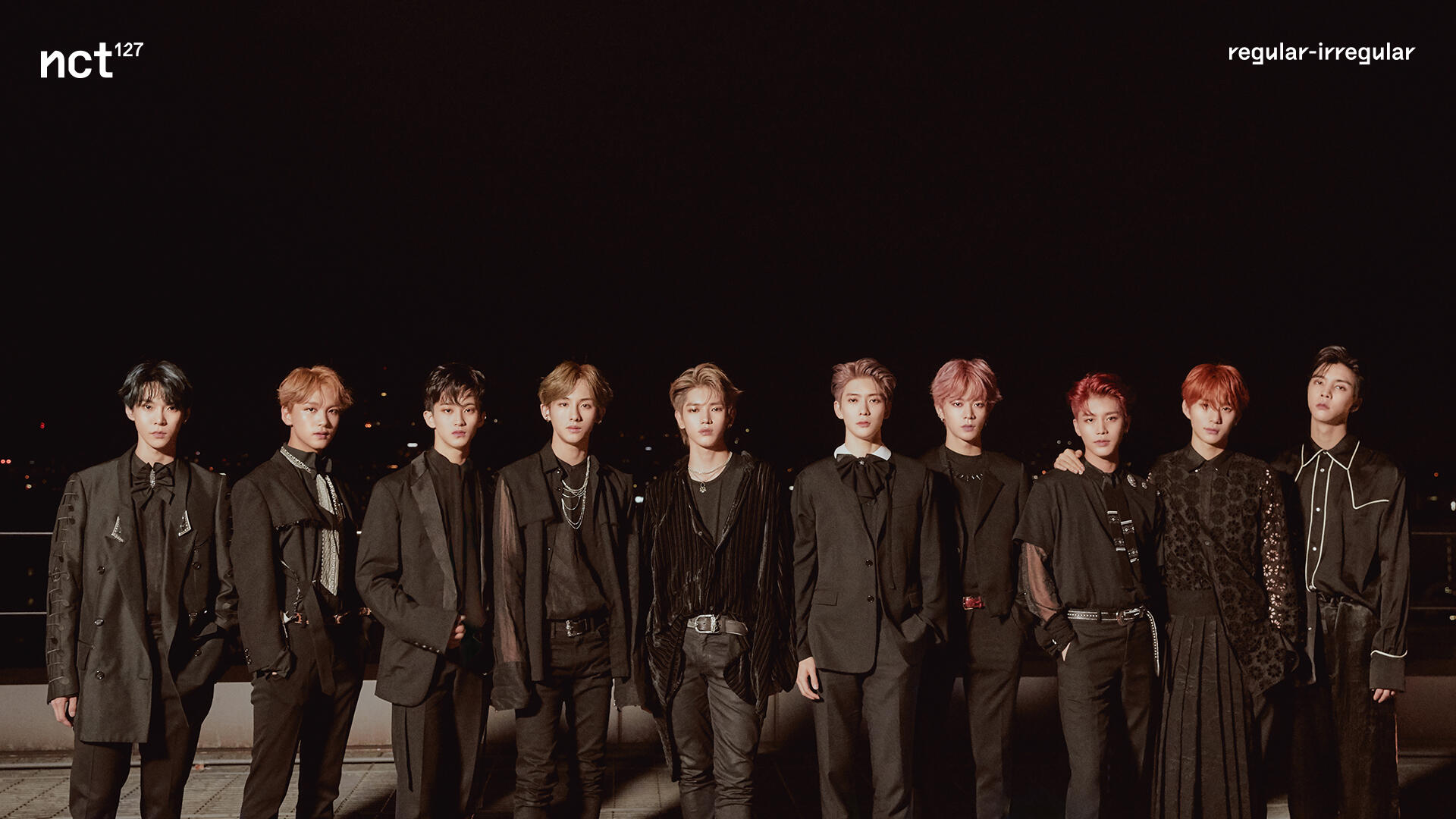 "NCT 127 Dish On Their New Album ""Regular-Irregular"" and More"