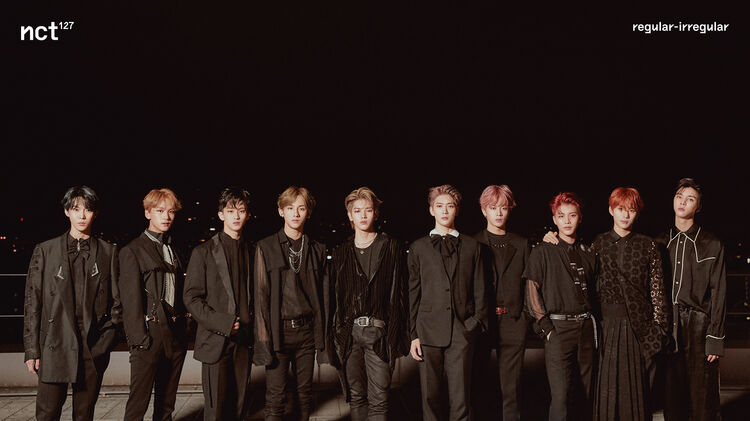 Image result for nct 127 regular irregular