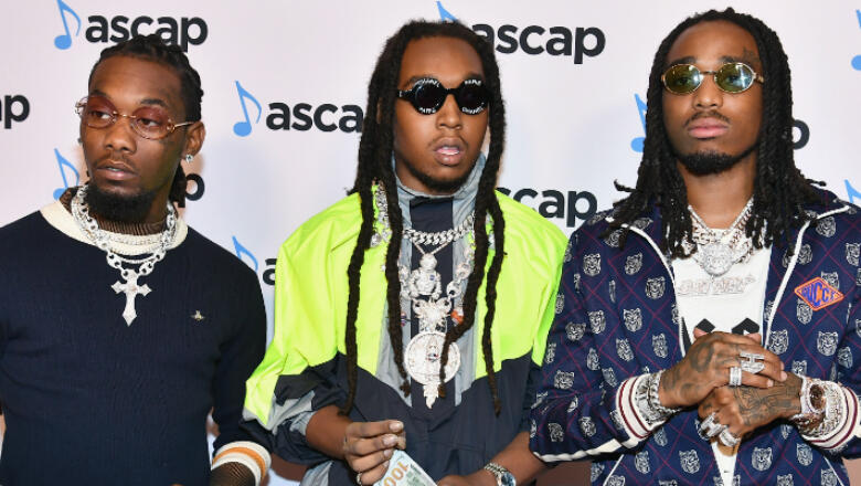 This Is Why Offset Got Cardi B Tattooed On His Neck: Offset's Mom Reveals When Takeoff's Solo Album Will Drop