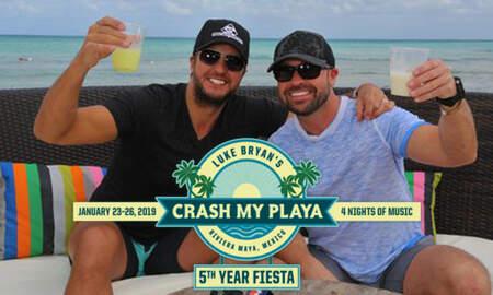 CMT Cody Alan - Luke Bryan Announces Lineup for 5th Annual 'Crash My Playa' Fiesta