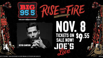 - BIG 95.5 Presents Rise From the Fire