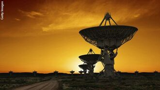 Promising Radio Signal from Space Determined to be Human in Nature