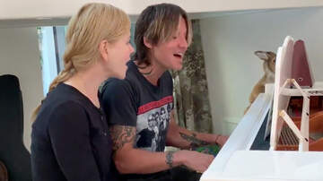 Music News - Keith Urban Celebrates International Day of the Girl