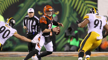 James Rapien - Friday Morning Observations – Bengals-Steelers, a UC throwback and more
