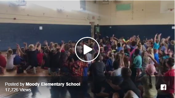Kayla Hanley - School Janitor Surprised By Kids On Custodial Workers' Recognition Day